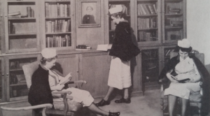 Read more about the article Viv and Daph's educational roads to nursing: reflections on the history of secondary education and the history of the NHS