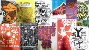 Read more about the article English and Welsh secondary school magazines, 1950s-1970s